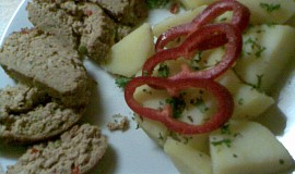 Sekaná ze sójového granulátu