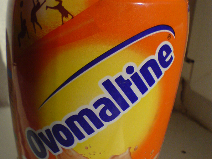 pro ty kteří nevědí co je to Ovomaltine