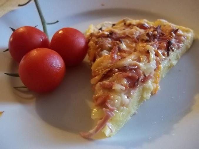 Bramborová pizza, Bramborová pizza