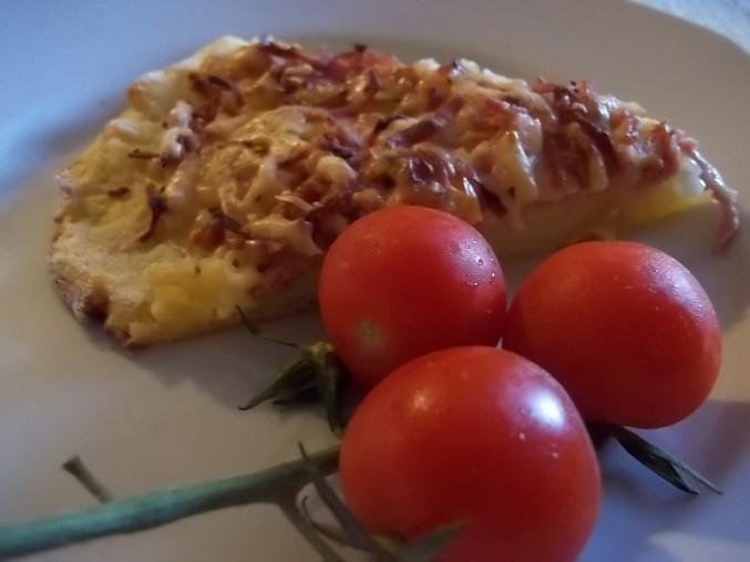 Bramborová pizza, Dobrou chuť!