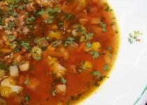 Černá polévka