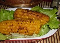 Grilovaná kuku(kukuřice)