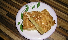 Hraběnčin koláč s jablky