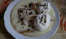 Jablko - hruškový dezert