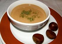 Kaštanová polévka