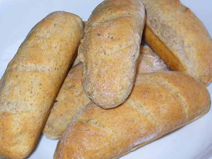 Ořechové bagetky