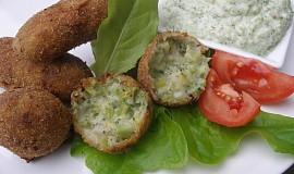Pórkovo - brokolicové krokety