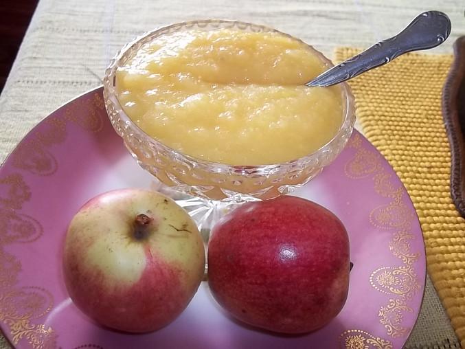 Přesnídávka jablečná, Přesnídávka jablečná