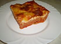 Řecká lasagne pastitsio