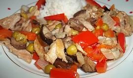 Španělské rizoto