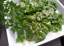 Špenátový salát