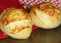 Sýrové pečivo - kynuté