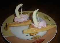 Vaflové lodičky