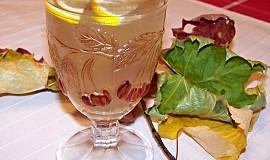Zázvorový čaj z indonézie