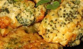 Brokolice v sýrovém těstíčku