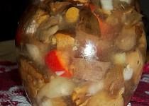 Čalamáda z hub