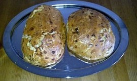Chléb cibulový