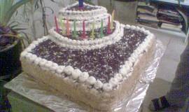 Další dort pro Ladíka