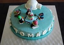 Dětský dort pro kamarádku ( Inpsirace )