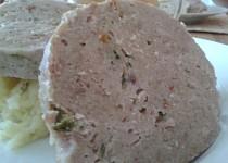 Dietní sekaná z krůtího masa s kořenovou zeleninou