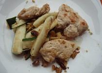 Křupavé kuře s kaštany