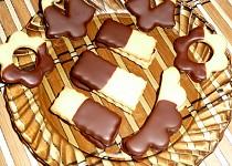 Pudinkové cukroví