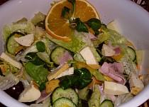 Tropický salát