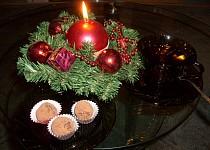 Vánoční pralinky