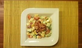 Zeleninový salátek podle Anette