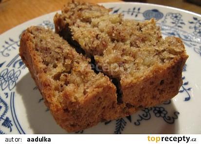 Banánový chléb (Banana bread)