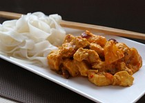 Bengalúru -  kuřecí kousky ve sladkopálivé omáčce