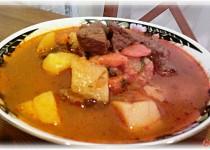 Hovězí gulášová polévka