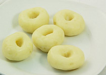 Jemné bílé kluski - Kluski śląskie