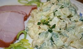 Okurkovo-bramborový salát