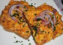 Pikantní vejce na chleba i topinky