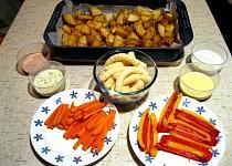 Variace na fondue aneb narozeninová oslava bez lepku, mléka a vajec