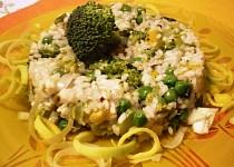 Zelená rýže