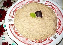 Čokoládový kuskus