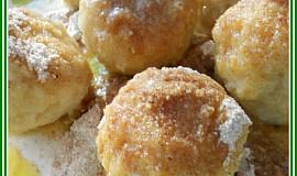 Jablkové knedlíky od tetičky Labajky