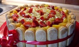 Jiříkův ovocný dort