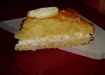 Španělský dort s pomeranči