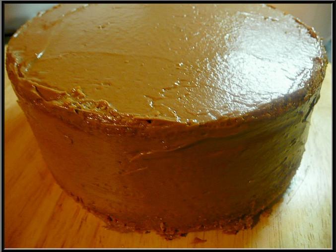 nakrémování dortu
