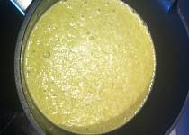 Hrášková polévka s uzeninou
