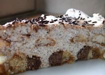 Kávový dortík-nepečený