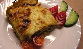 Lasagne s lilkem