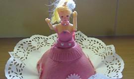 Marcipánový dort po 2 krát