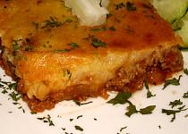 Chalupářský koláč (Cottage pie)