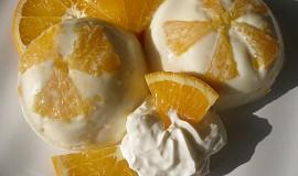 Pomerančové bábovičky z tvarohu