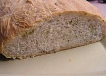 Provensálský chléb s česnekem