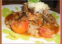 Thajský talíř